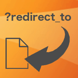 redirect url to post icon-256x256