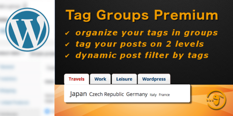 preview image - tag groups premium - codester