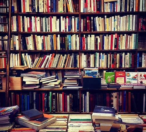 book store in Paris