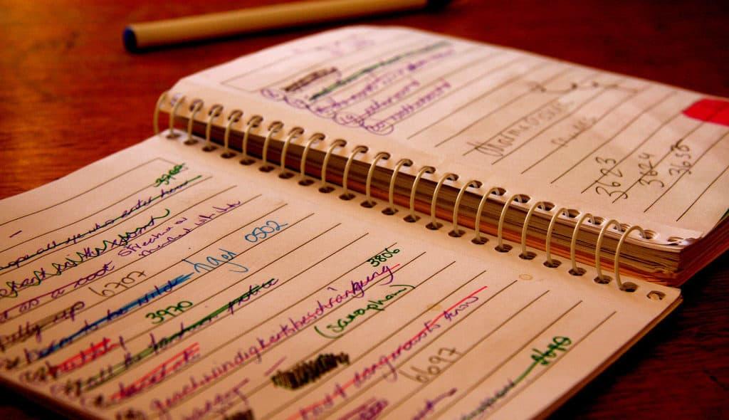 list - Photo by ChrisL_AK